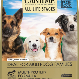 CANIDAE All Life Stages Multi-Protein Formula Dry Dog Food By CANIDAE